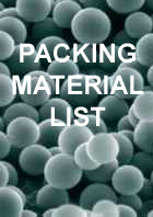 Updated Packing Material List